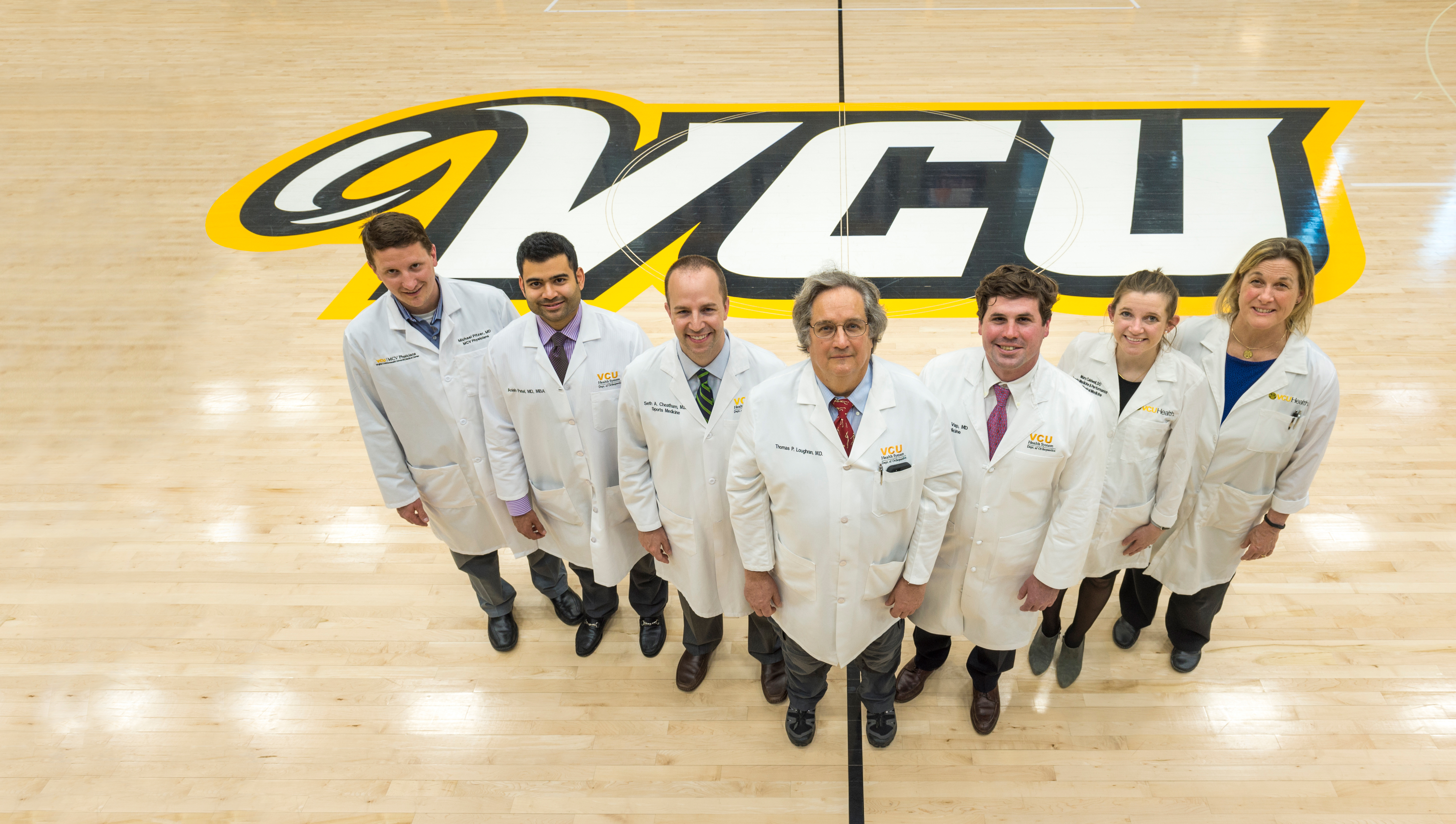 VCU Health Sports Medicine providers