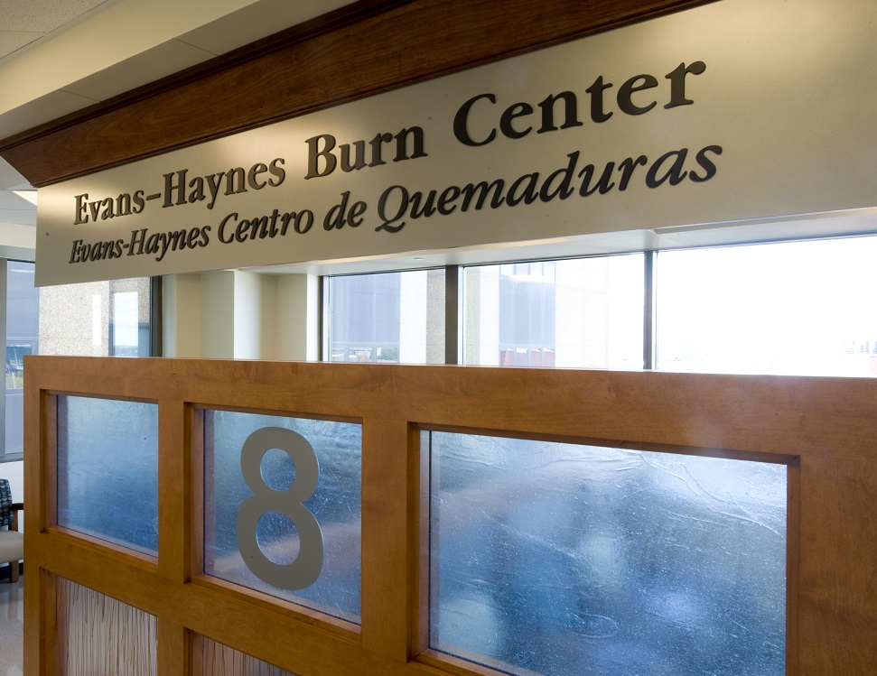 Evans-Haynes Burn Center