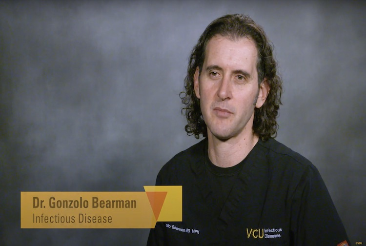 Dr. Gonzalo Bearman