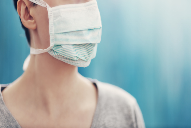 Patients and visitors should wear face masks upon arrival at VCU Health