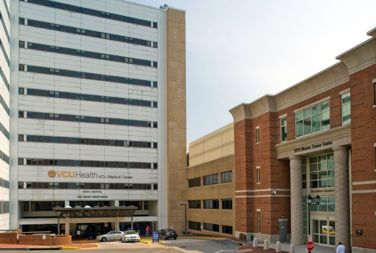 Massey Cancer Center building