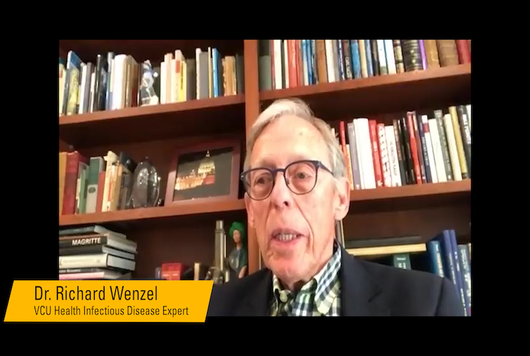 Dr. Richard Wenzel