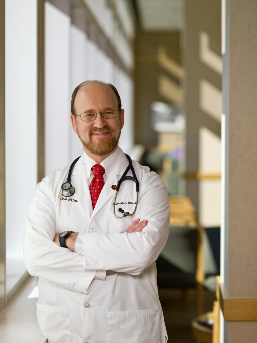 Kenneth Ellenbogen, MD