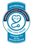 American College of Cardiology Chest Pain Center Accredited - Primary PCI with Resuscitation