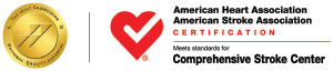 American Heart Association American Stroke Association Certification for Comprehensive Stroke Center
