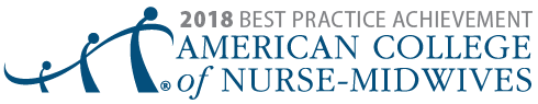 2018 Best Practice Achievement American College of Nurse-Midwives