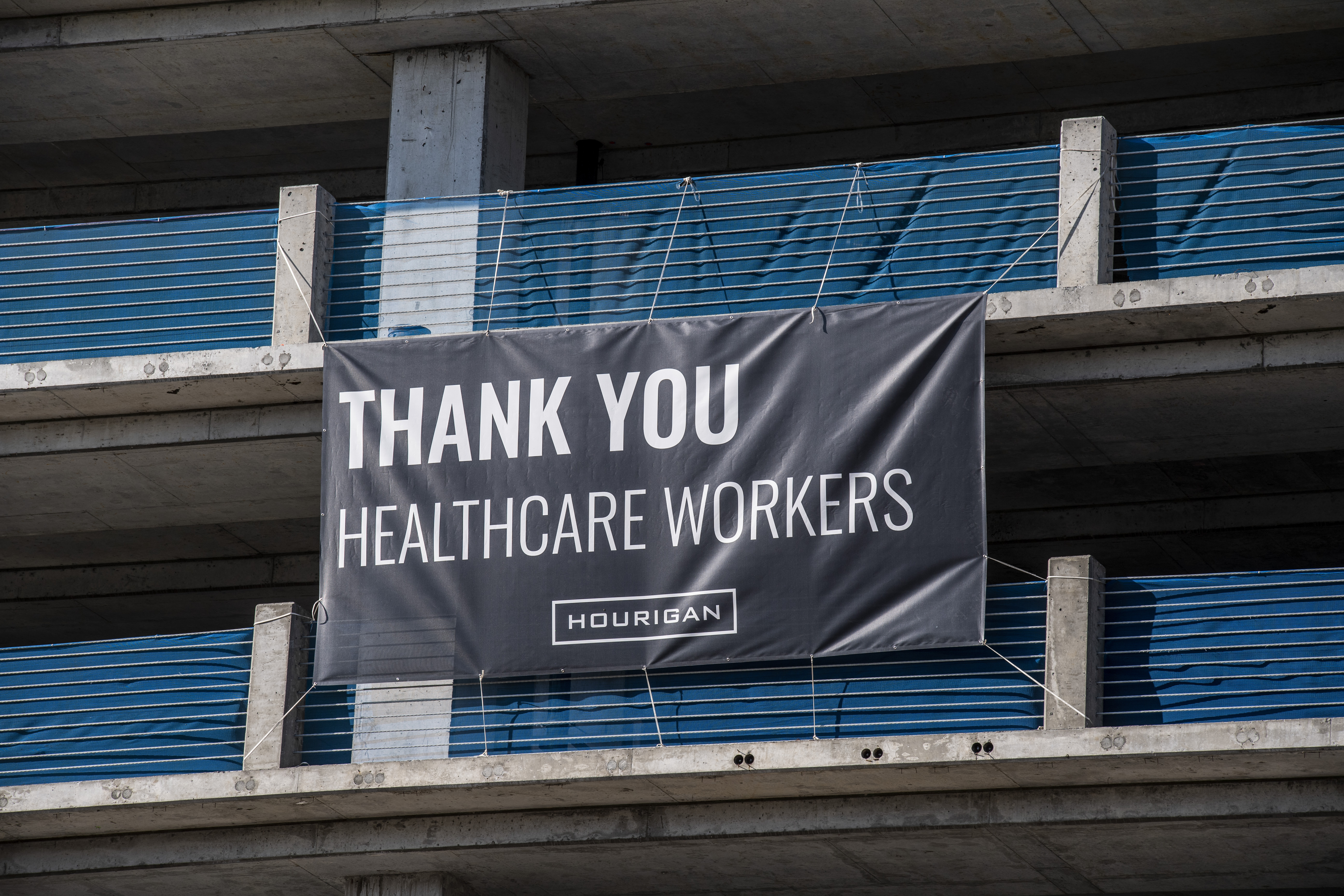 Thank you health care workers.